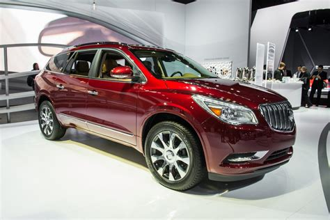 2017 Buick Enclave Configurations by 2017 Buick Enclave The Brand New Primary Animal Carbuzz Info