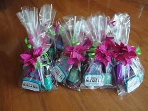 9 best images of bachelorette party favors diy bath With wedding shower decorations cheap
