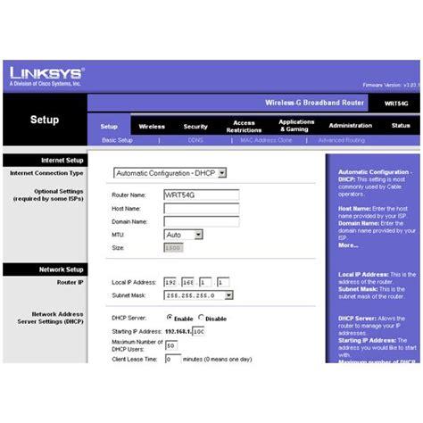 linksys wmp54g driver windows 7 32bit download