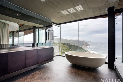 Modern Bathroom Mirrors South Africa by Gorgeous Family Home In South Africa Features Majestic