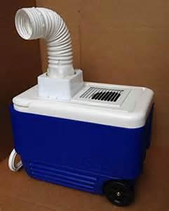 12 Volt Portable Air Conditioner for RV