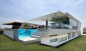 modele architecture maison mc immo With superb plan de grande maison 4 plan de maison archives architecture f g concepts