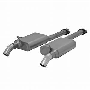 Flowmaster 817574 American Thunder Series Cat Back Exhaust