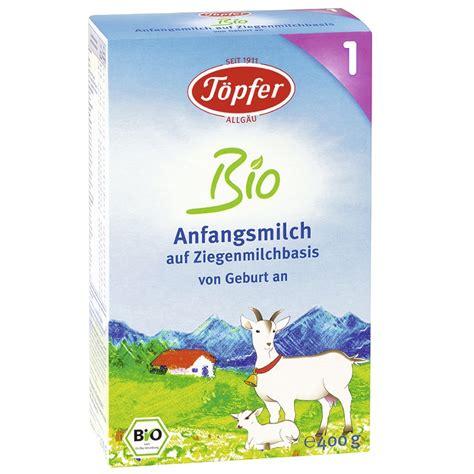 TOPFER Bio 1 Lapte de capra x 400g - Pret 65,50 lei ...