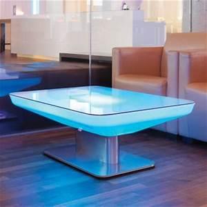 Couchtisch Led Beleuchtung : studio couchtisch beleuchtet von moree bei ~ Frokenaadalensverden.com Haus und Dekorationen