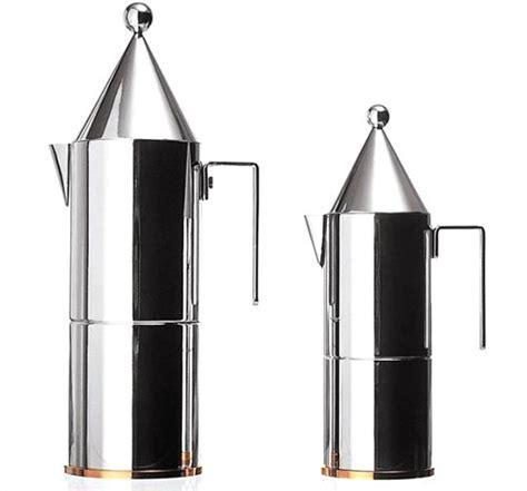 Alessi Espresso Maker / Pot   La Conica 3 Cup  by Aldo Rossi