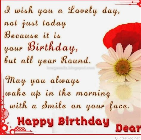 Happy Birthday Quotes Happy Birthday Quotes And Messages For Special