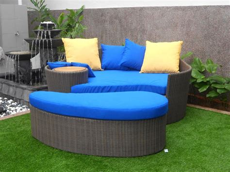 teak outdoor furniture outdoor sofa bali daybed