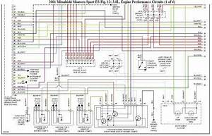 2001 Rav4 Ecm Circuit Diagram