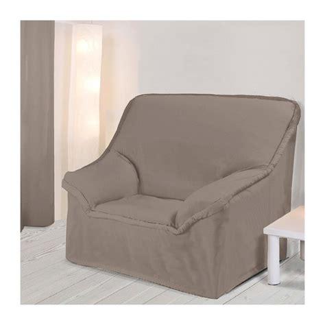 housse de canapé taupe pin housse de fauteuil amp canapé gt housse préformée