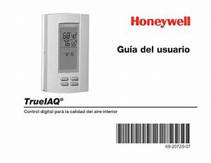 Manual De Instalacion Humidistato Digital Honeywell By H2o