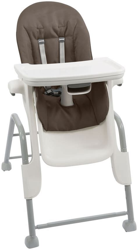 Oxo Tot Seedling High Chair Mocha by Oxo Tot Seedling High Chair Free Shipping