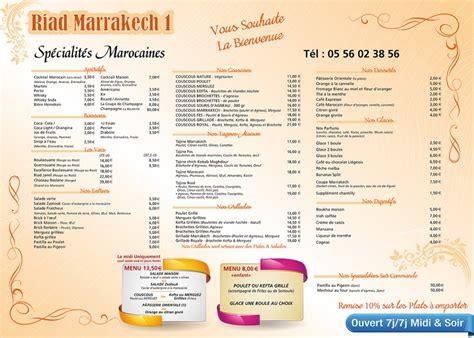 carte cuisine infos sur image carte cuisine marocaine arts et voyages