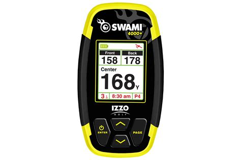 Izzo Golf Swami 4000+ Gps From American Golf
