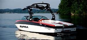 Ski Boat  Supra Ski Boat