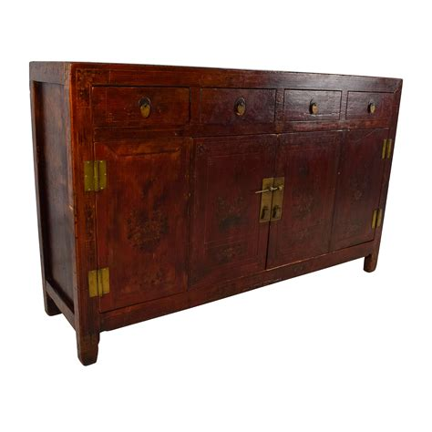 asian credenza 66 solid wood southeast asian credenza storage