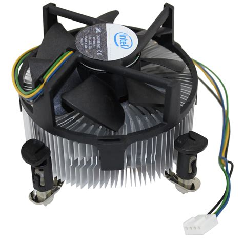 and cool fan d60188 001 heat sink fan assembly for intel socket