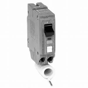 Ge Thhql1120af2 20a Arc 240v 1p Plug