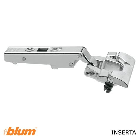 Adjusting Blum 110 Cabinet Hinges by 110 176 Blum Clip Top Arm Inserta Hinge Walzcraft