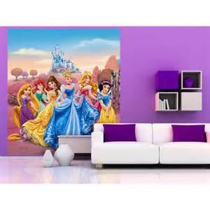 Papier Peint Chateau Disney by Papier Peint Xl Ch 226 Teau Princesse Disney 180x202 Cm
