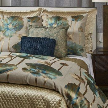 Gish Coverlet by Croc Coverlet And Sham By Gish Bedside Manor Ltd