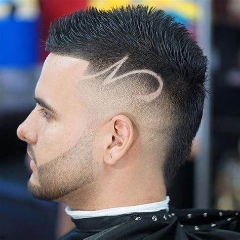 taper fade haircut with designs best taper fade haircuts for 3451