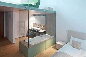 Bad Im Schlafzimmer : incento die neue kombi bad und schlafzimmer ~ A.2002-acura-tl-radio.info Haus und Dekorationen