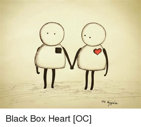 Black Box Meme - co gypsie black box heart oc boxing meme on sizzle