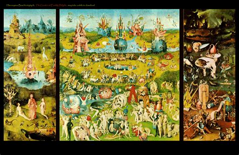 hieronymus bosch garden of earthly delights louis andriessen april 2010