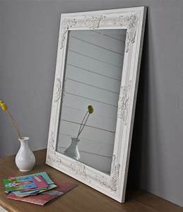 Wandspiegel Weiß Barock : spiegel 62x52 cm wandspiegel barock wei holz landhaus ~ Lateststills.com Haus und Dekorationen