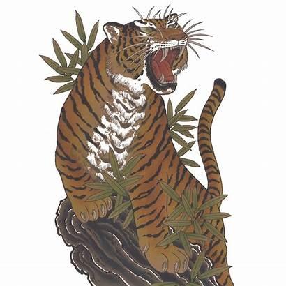 Saejima Yakuza Taiga Tattoo Tiger Japanese Tatoo