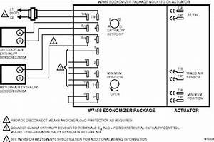 Enthalpy Sensor  Return Air