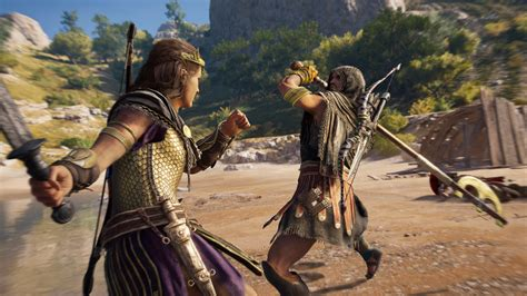 assassins creed odyssey revitalized  franchise