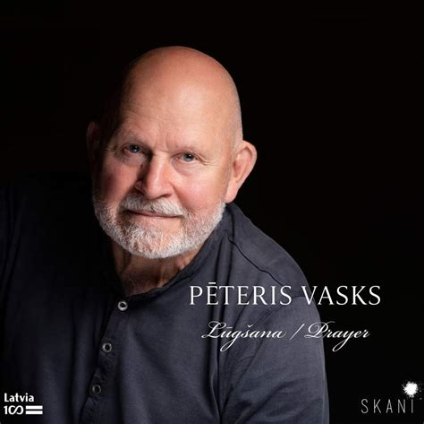 Pēteris Vasks: Lugsana/Prayer - SKANI: LMIC070 - CD or download   Presto Classical
