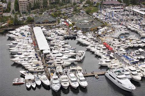 Great Seattle Boat Show by Seattle Boat Show And Of Pi Cruising With