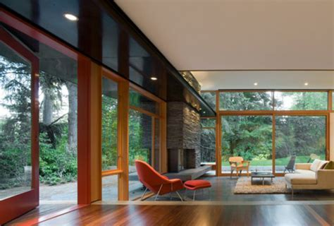 Woodway Residence: Inside Outside Home   Beautiful Interiors