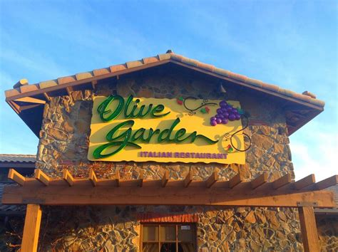 Outrage At Olive Garden