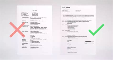 Can Resumes Be 2 Pages by Which One Is Better A One Page Resume Or A Two Page