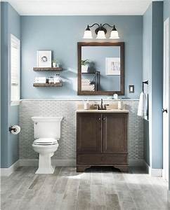 659 best bathroom inspiration images on pinterest With true blue bathrooms