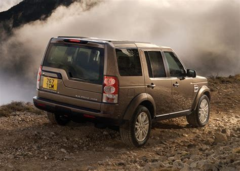 Land Rover Lr4 2010 Replaces Lr3