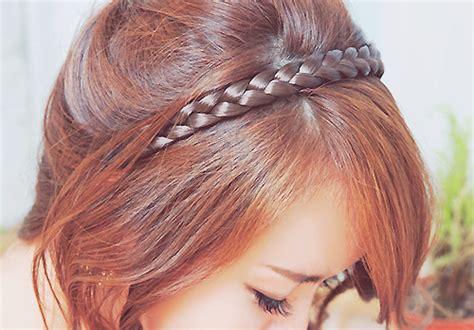 Braid Headband On Tumblr