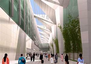 Design Consortium Mumbai Delhi Airport Indira Gandhi International Building E