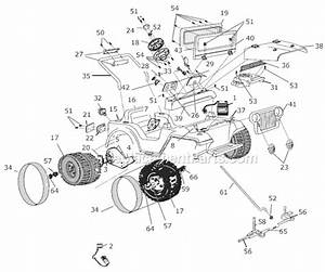 power wheels t1961 parts list and diagram With power wheels jeep