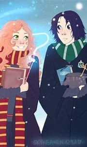 Fan Art Of Lily And Severus That Will Melt Your Heart