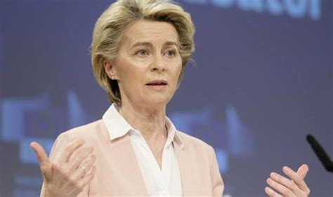 EU news: Von der Leyen mocked over 'predictability' with ...