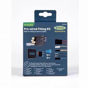 Ring Lighting Wiring Harness Kit - Devon 4x4