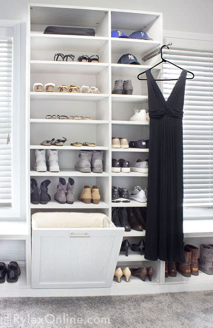 tilt  clothes hamper built  closet hamper orange