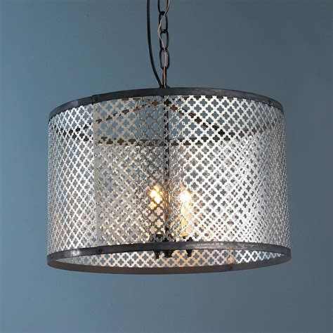 radiator screen drum shade pendant light l shades