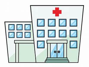 Black And White Hospital Clipart - Clipart Suggest