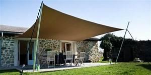 Voile D Ombrage Rectangulaire : voile d 39 ombrage rectangulaire sur terrasse voile ombrage ~ Dailycaller-alerts.com Idées de Décoration